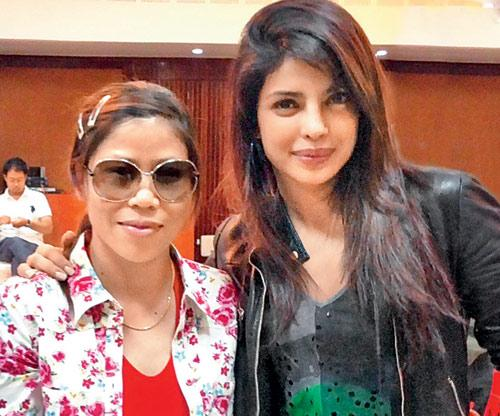 Untitled Mary Kom biopic