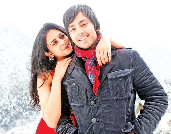Rakul Preet Singh and Himansh Kohli in 'Yaariyan'