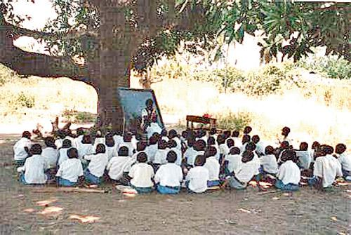 A school funded by Sandeep Desai