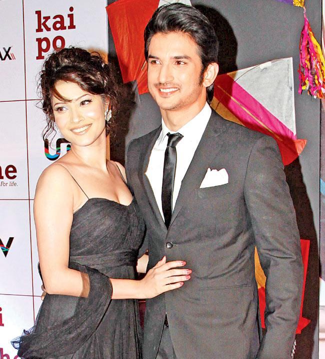 Ankita Lokhande and Sushant Singh