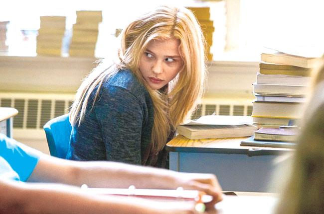 Chloe Moretz in 'Carrie'