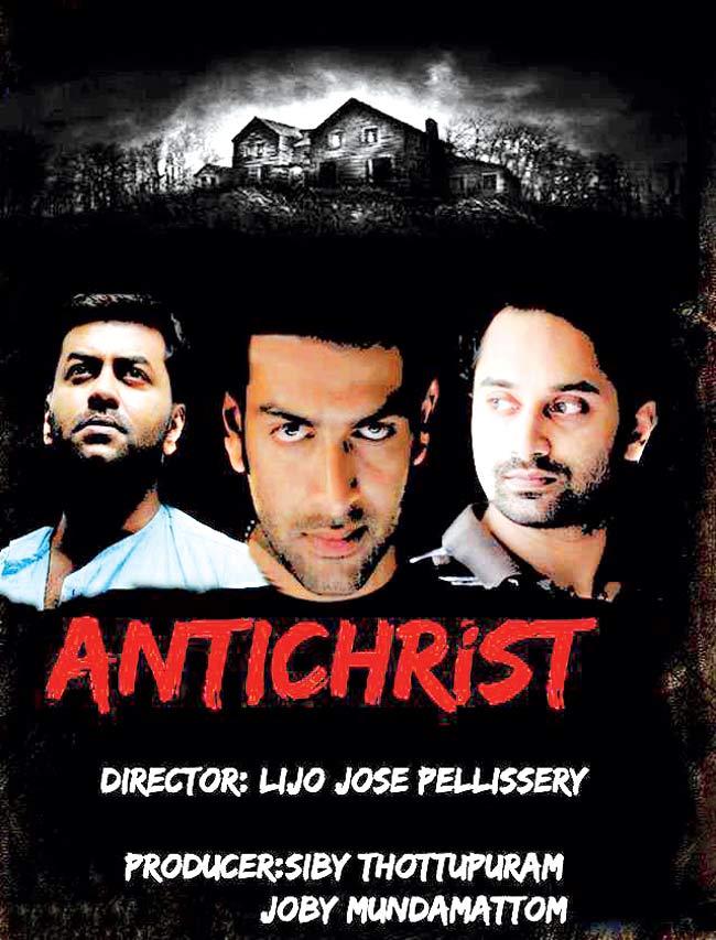 'Antichrist'
