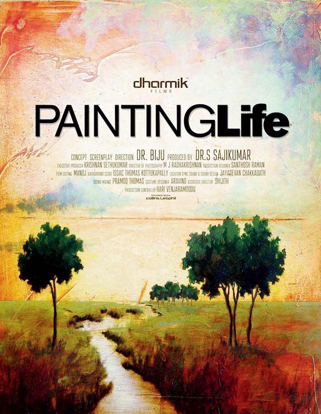 'Painting Life'