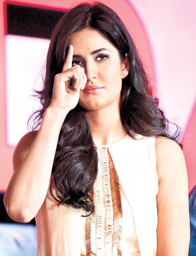 Katrina Kaif Is The 4th Indian Face Of An International