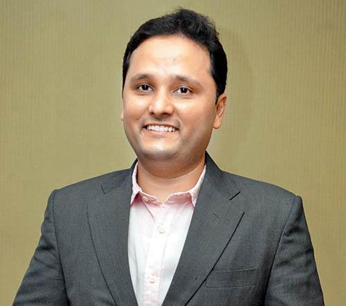 Amish Tripathi, author of the Shiva trilogy, spoke to the audiences of his writing process