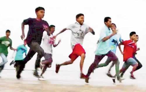 Dharavi kids
