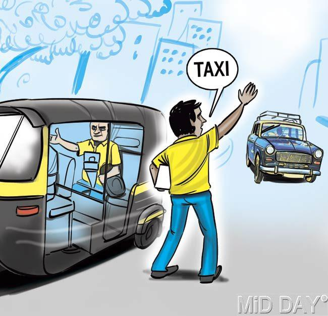The duo stopped the auto rickshaw at Kherwadi junction signal. Mishra, a resident of Haryana, got down with the loot, hailed a taxi and left for Delhi. The two had been trusted employees of the owner, and had been working with him for the past three years. The owner of the firm has an electronics shop.