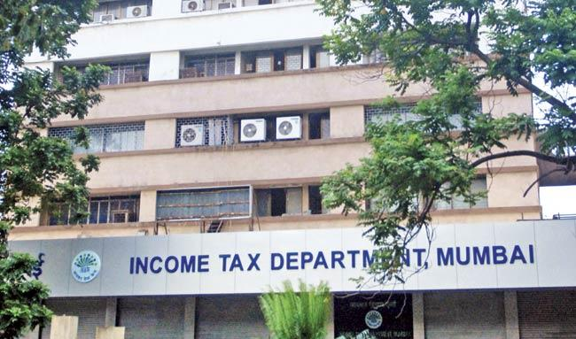 The I-T officials recovered documents pertaining to the functioning and also questioned the directors and managers of the company. File pic