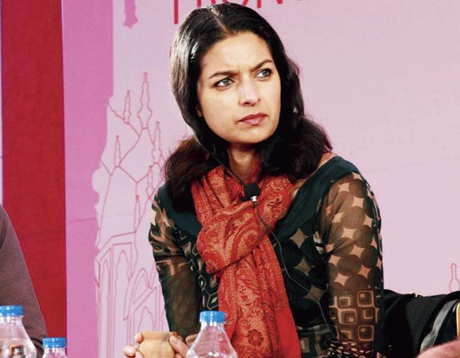 Jhumpa Lahiri is writing a  non-fiction book in Italian. Pic/AFP