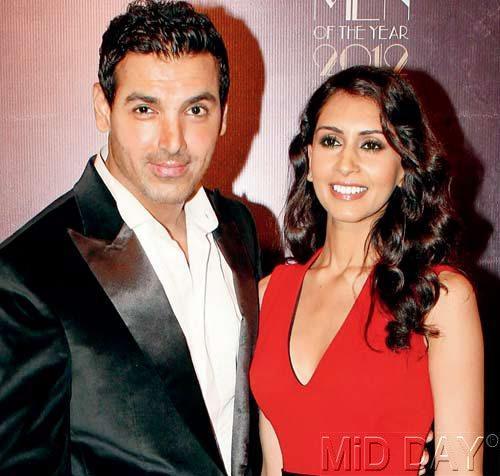 John and Priya Abraham