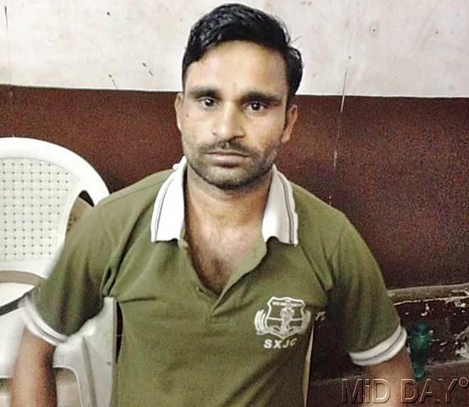 Kalmi Yadav claims he avenged the murders of his father and brother and killed 20 people in Bihar. Pic/Milind Karekar
