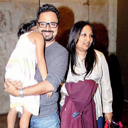 Nikhil Advan and Suparna