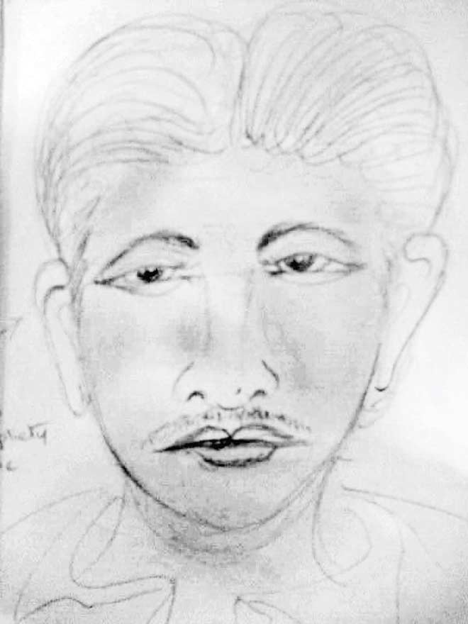 Cops have been asked to put up the sketch of the accused at public places, especially, at secluded spots