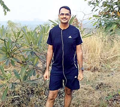 Sita Ram Meena never imagined that running would become a passion