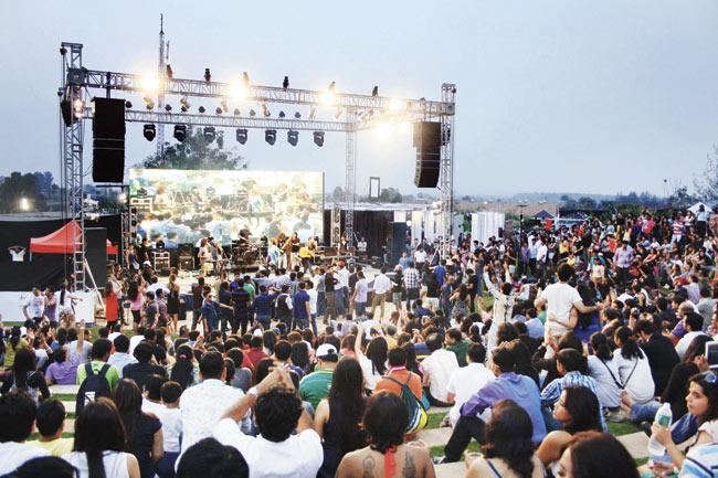 The SulaFest attracts a large crowd each year