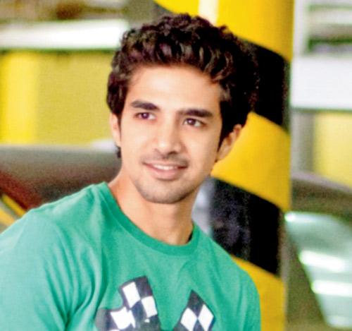 Actor Saqib Saleem