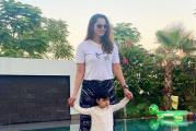 Sania Mirza is 'twinning and winning' with her little son Izhaan in Dubai. See photo