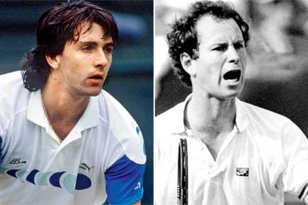 I ate a sandwich while John McEnroe ranted on: Slobodan Zivojinovic