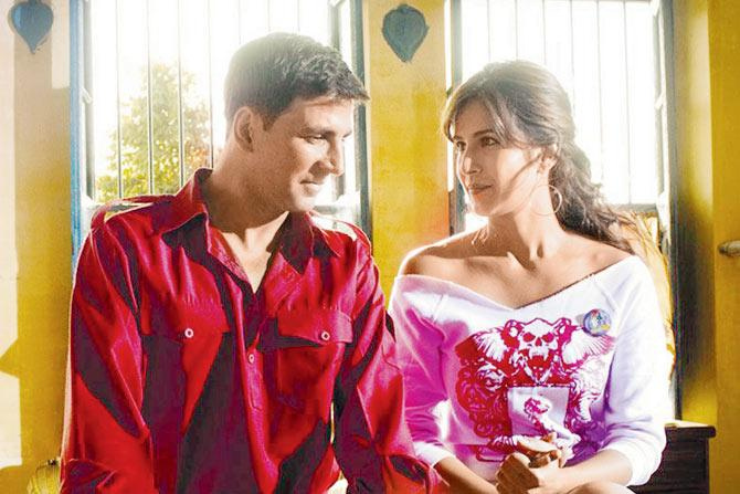 Bollywood films that deal with falling in love after marriage