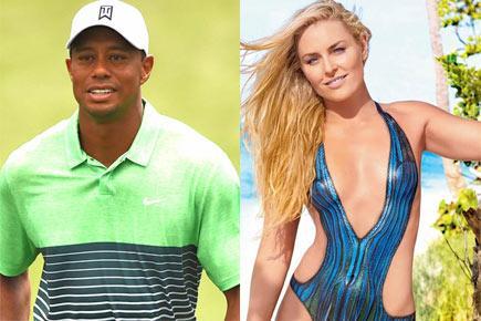 Vonn leak lindsey nude Tiger Woods