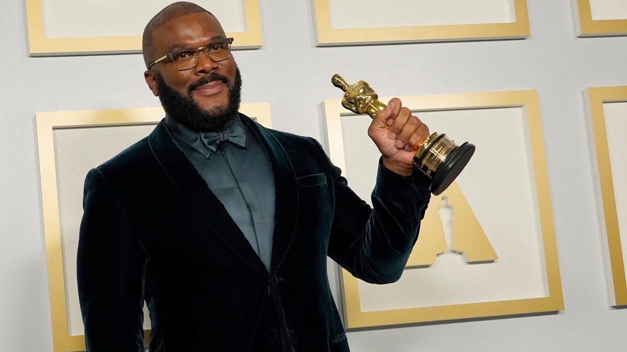 Oscars 2021: Tyler Perry highlights from Oscars 2021
