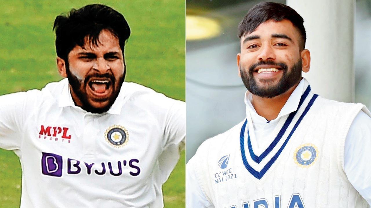Shardul Thakur, Mohammed Siraj deserve spot in playing XI: Salil Ankola