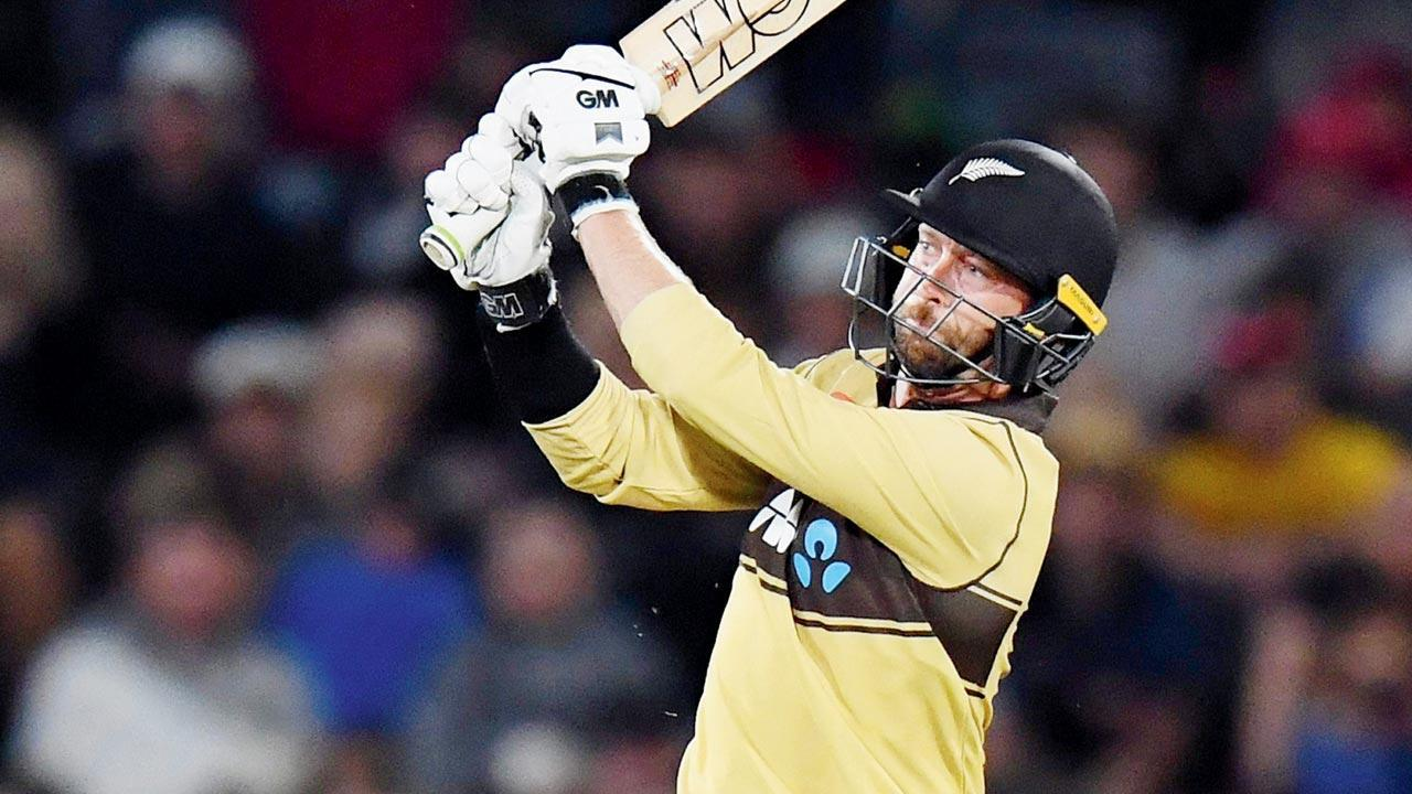 Devon Conway`s quickfire 99* guides New Zealand to big win over Australia