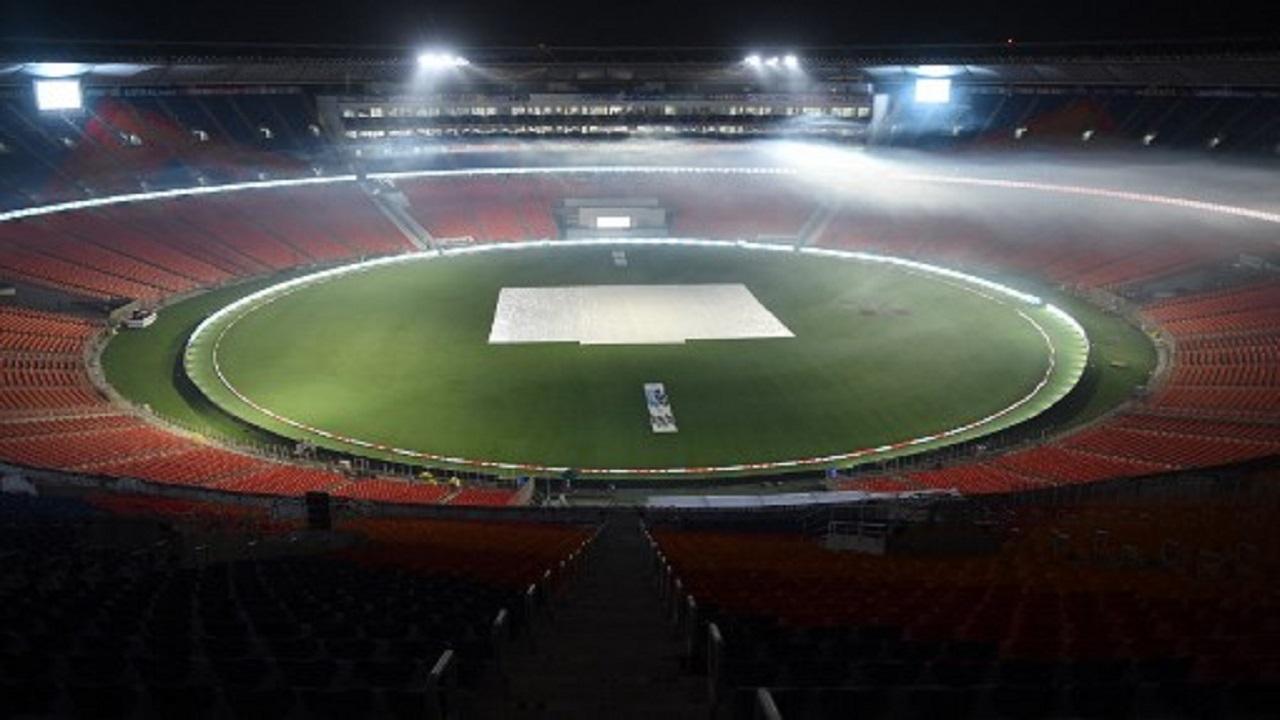 Motera stadium renaming row: People`s mandate no licence to act irresponsibly, says Shiv Sena - Mid-day