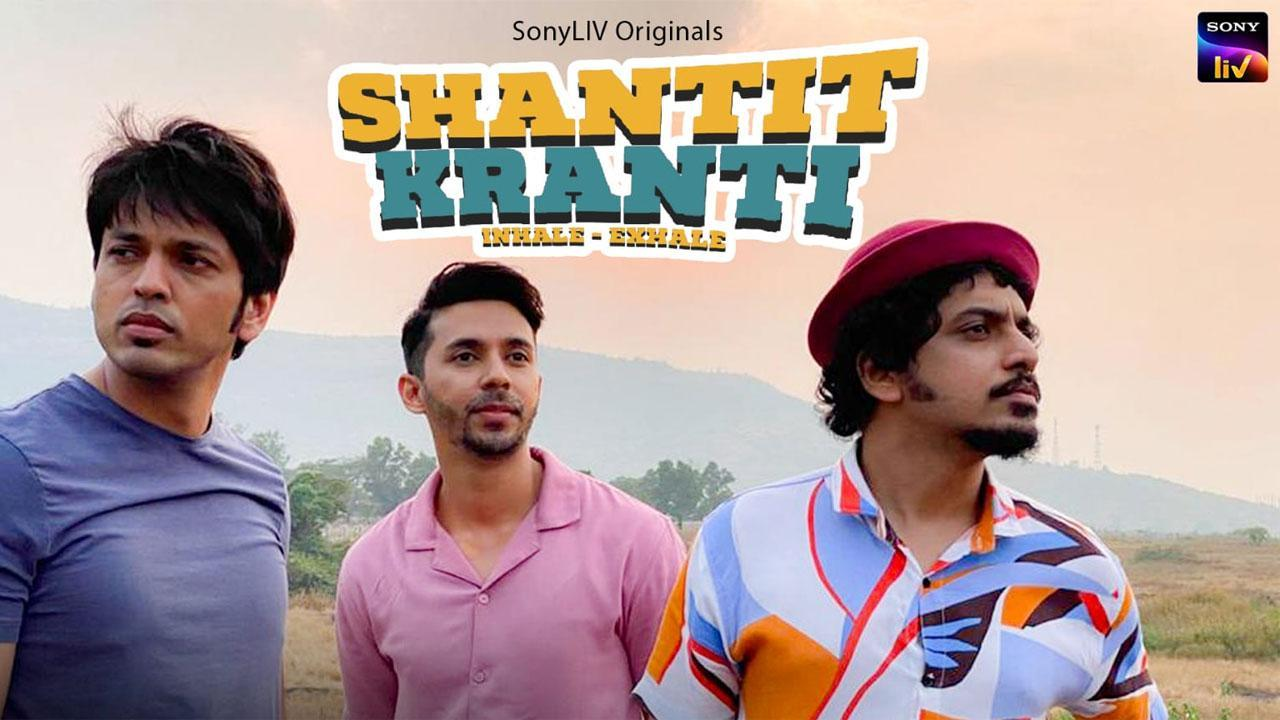 Gear up for the craziest road trip ever with 'Shantit Kranti'