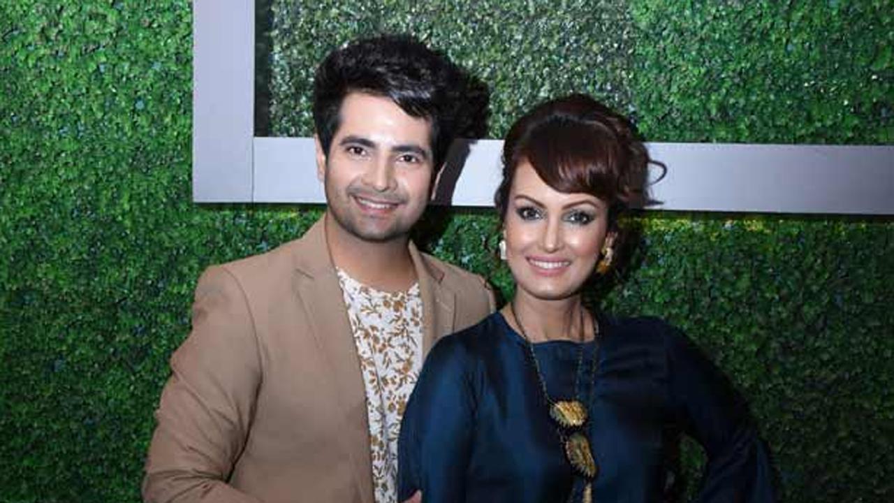 Karan Mehra on wife Nisha Rawal`s accusations: The domestic violence  incident is a big lie