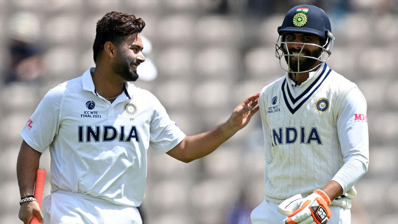 WTC final, Reserve Day: Pant, Jadeja keep India in game after early strikes  from NZ bowlers