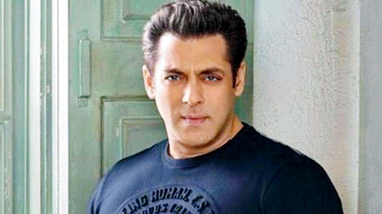 Salman Khan begins work on 'Antim: The Final Truth'