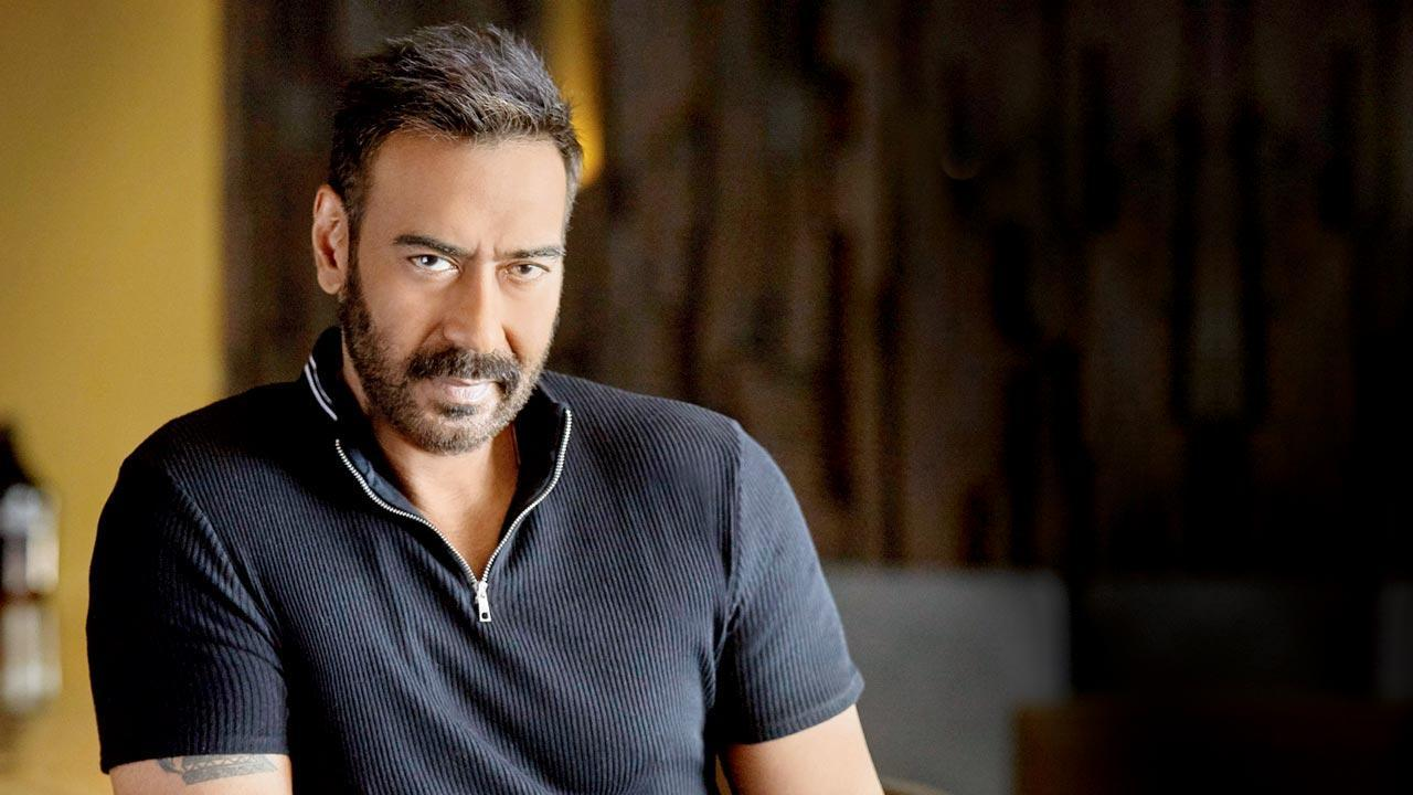 That's not me! Ajay Devgn`s team issues a clarifying statement over Delhi  brawl