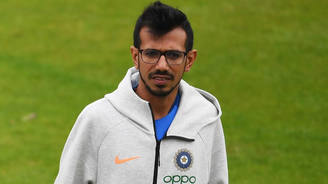 I don't want to be in an England team that plays against India with  Yuzvendra