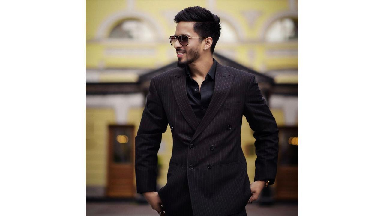 Photo of Entrepreneur / Fashion Model – Abhishek Agrawal is an individual who ticks many boxes … – Mid-Day