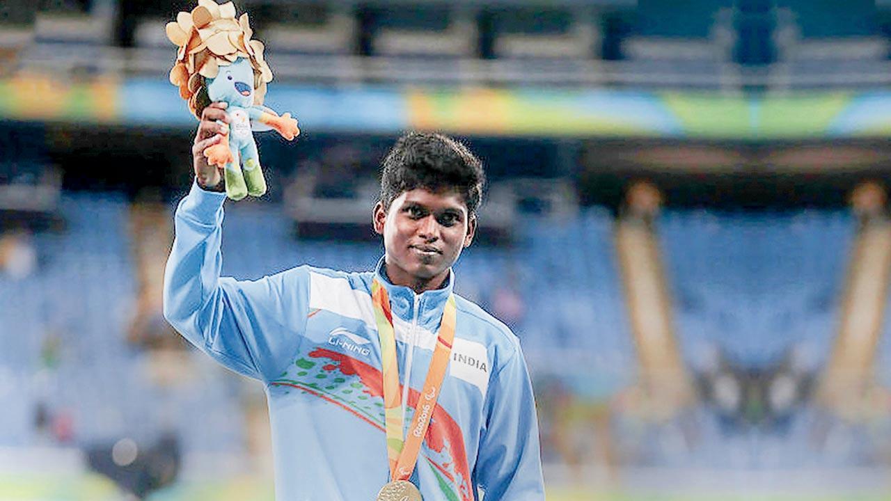 Paralympian Mariyappan Thangavelu: I could've won gold